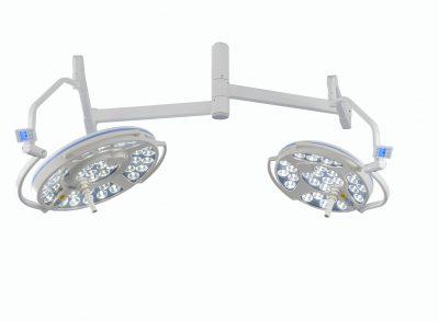 LED operasjonslamper kombinasjon